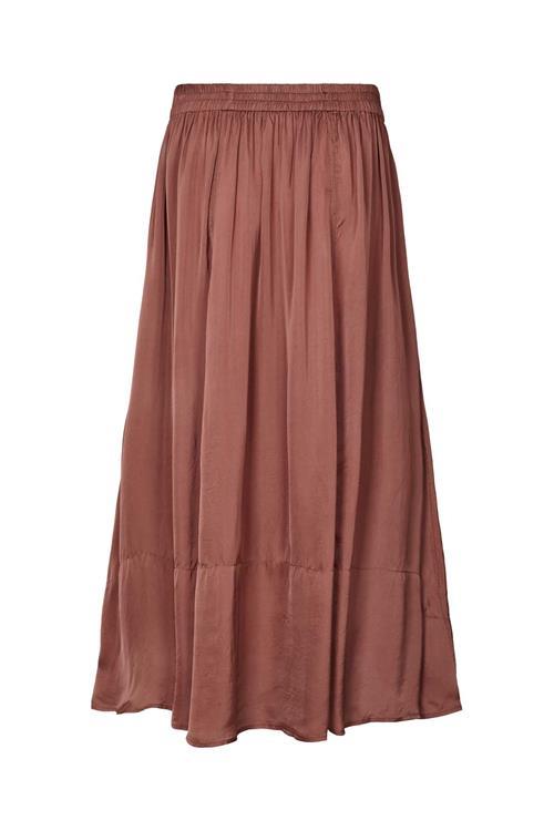 Libra skirt dusty mauve