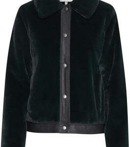 Belina jacket deep teal (donkergroen)