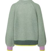Jacki woodson knit green