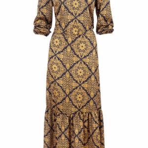 Fifi Dress gold