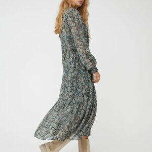Diaz Elixane print dress