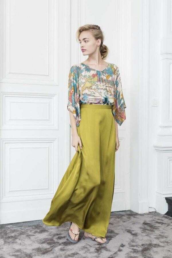Athens ara blouse