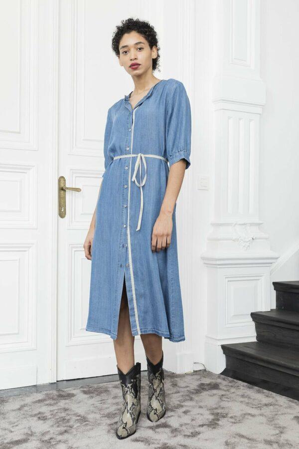 Fano lyocel dress