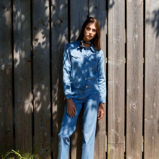 Jane jeans jacket