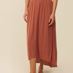 Tandra skirt cedar wood
