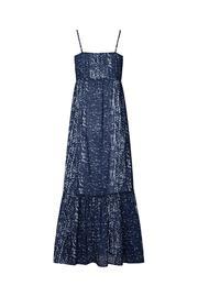 Uno dress blue