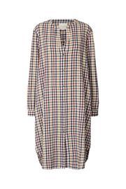 Shirt dress check print