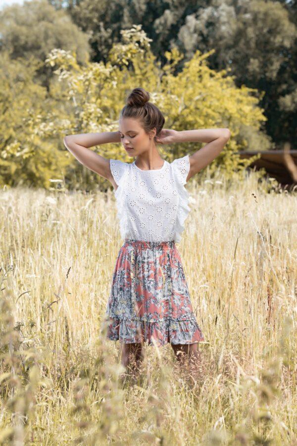 Corallo skirt