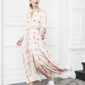 Aosta Batik dress