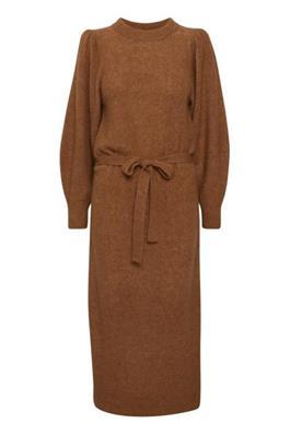 Jordan dress brown
