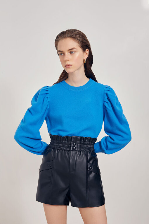 Pull Pacher blue